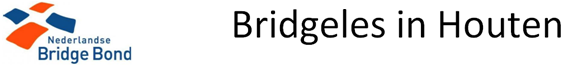 BRIDGELES IN HOUTEN logo
